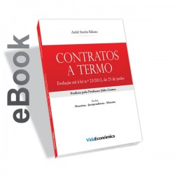 Ebook - Contratos a Termo