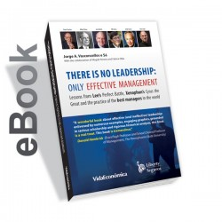 Ebook - There is no leadership: only effective